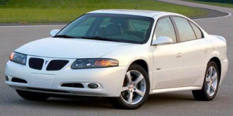 2005 Pontiac Bonneville 4dr Sdn GXP CRIMSON TINTCOAT
