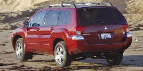 2005 Mitsubishi Endeavor 4dr AWD LS Child Safety Locks CD Playe