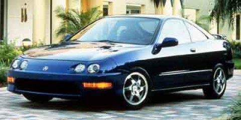 2001 Acura Integra 3dr Sport Cpe LS Auto GRAY Cruise Control
