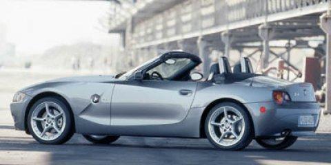 2005 BMW Z4 2dr Roadster 2.5i BLACK Convertible Soft Top