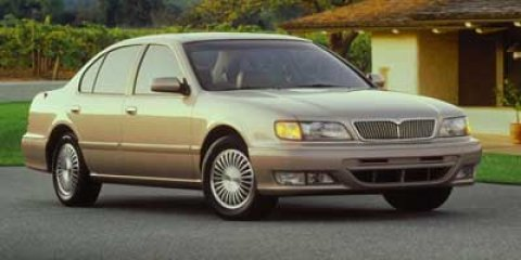 1997 Infiniti I30 4dr Sdn Auto w/Leather Silver Crystal (met)