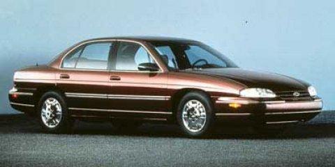 1998 Chevrolet Lumina 4dr Sdn DARK JADE GREEN (MET)