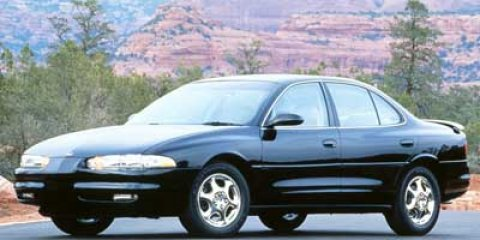 1998 Oldsmobile Intrigue 4dr Sdn GL BRIGHT WHITE