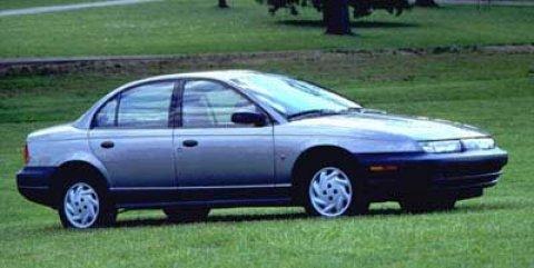 1998 Saturn SL SL Manual MEDIUM RED