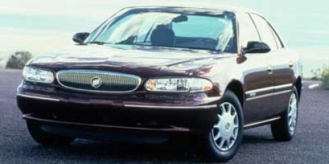 1999 Buick Century 4dr Sdn Limited BLUE Engine Immobilizer