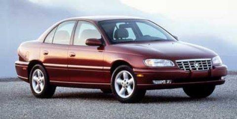 1999 Cadillac Catera 4dr Sdn PLATINUM Cassette Bucket Seats