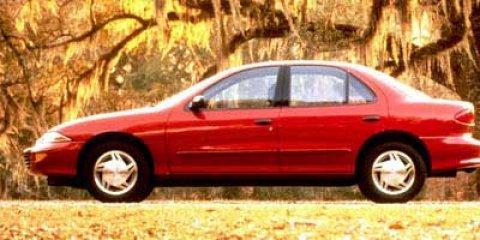 1999 Chevrolet Cavalier 4dr Sdn LS RED Driver Vanity Mirror