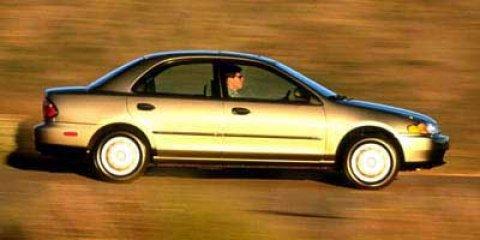 1999 Mazda Protege SAND Cruise Control Cloth Seats