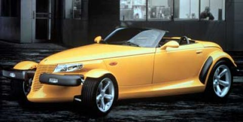 1999 Plymouth Prowler 2dr Roadster Cruise Control