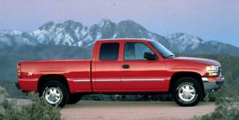 "1999 GMC New Sierra 1500 Ext Cab 143.5"" WB 4WD SLE SUMMIT WHITE"