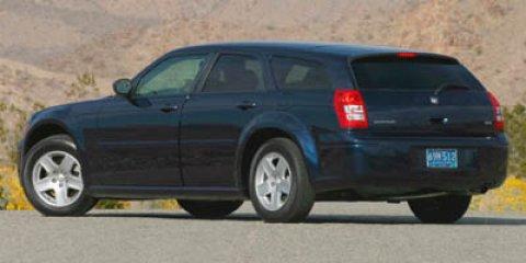 2006 Dodge Magnum 4dr Wgn SXT AWD BLACK Bucket Seats