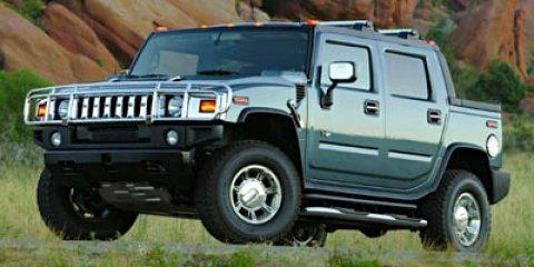 2006 HUMMER H2 4dr Wgn 4WD SUT SLATE BLUE METALLIC