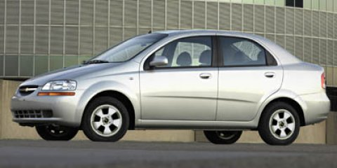 2006 Chevrolet Aveo 4dr Sdn LS BLACK Driver Vanity Mirror