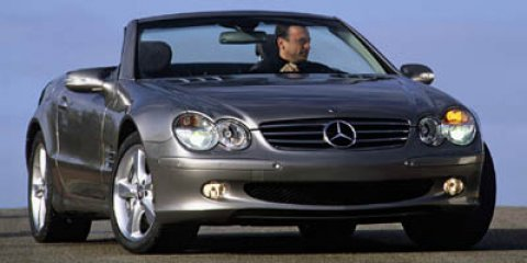 2006 Mercedes-Benz SL-Class 2dr Roadster 6.0L AMG SILVER
