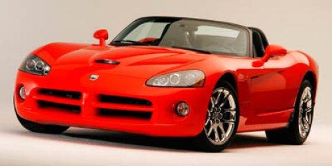 2006 Dodge Viper 2dr Conv SRT10 BLUE Convertible Soft Top