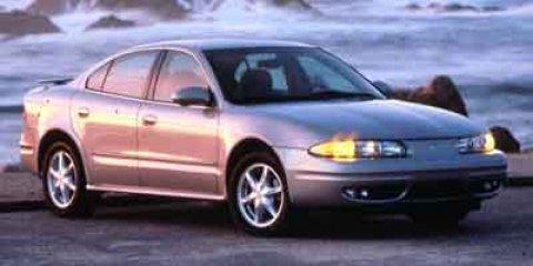 2001 Oldsmobile Alero 4dr Sdn GL1 STERLING CD Player