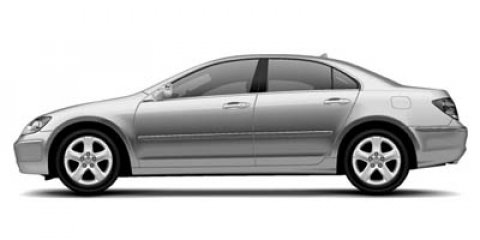 2006 Acura RL 4dr Sdn AT Active front lighting