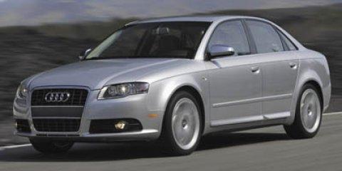 2006 Audi S4 4dr Sdn quattro Auto BRILLIANT BLACK