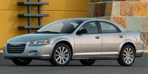 2006 Chrysler Sebring Sdn 4dr Driver Adjustable Lumbar