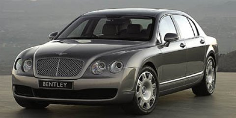 2006 Bentley Continental Flying Spur 4dr Sdn AWD SILVER