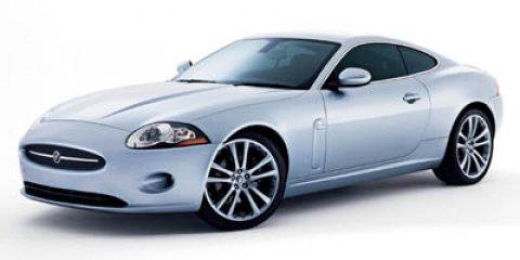 2007 Jaguar XK 2dr Coupe SILVER Brake Assist