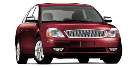 2007 Ford Five Hundred 4dr Sdn Limited AWD BLACK