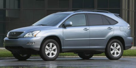2007 Lexus RX 350 FWD 4dr WHITE CD Changer Cassette Bucket Seat