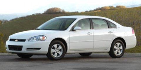 2007 Chevrolet Impala 4dr Sdn LS WHITE