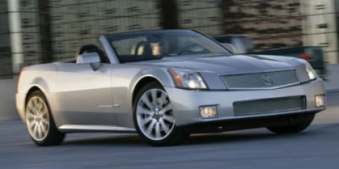 2007 Cadillac XLR-V 2dr Convertible LIGHT PLATINUM