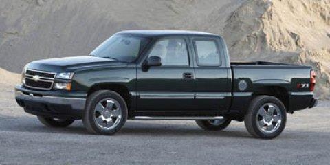 "2007 Chevrolet Silverado 1500 Classic 4WD Ext Cab 143.5"" LT1"