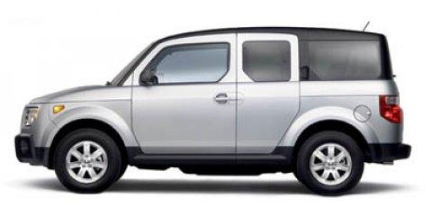 2007 Honda Element 4WD 4dr AT EX AM/FM radio: XM Aluminum Wheel