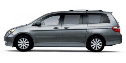 2007 Honda Odyssey 5dr Touring w/RES Desert Rock/Beige