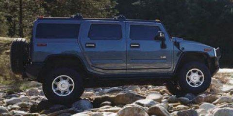 2007 HUMMER H2 4WD 4dr SUV PEWTER METALLIC