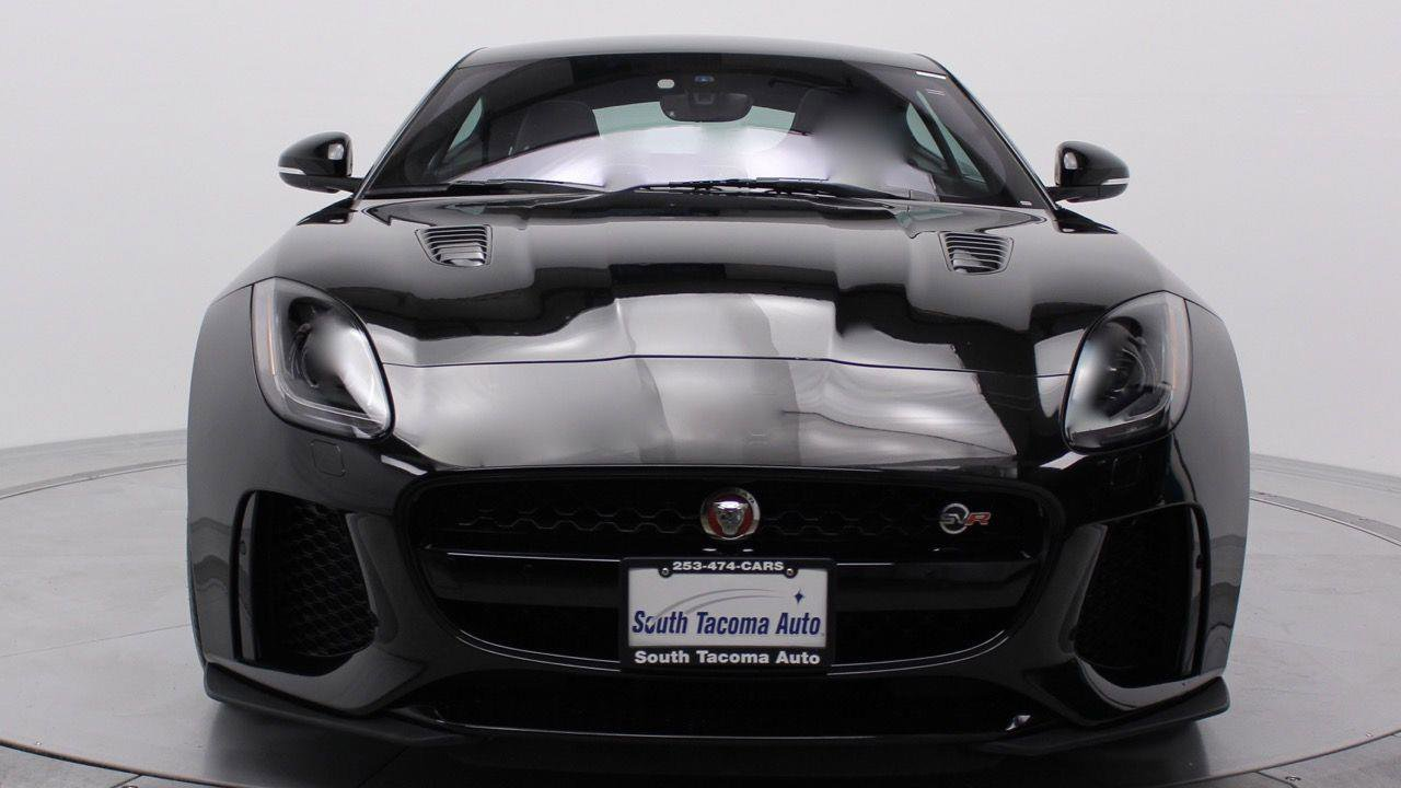 Used 2017 Jaguar F-TYPE in Tacoma, WA