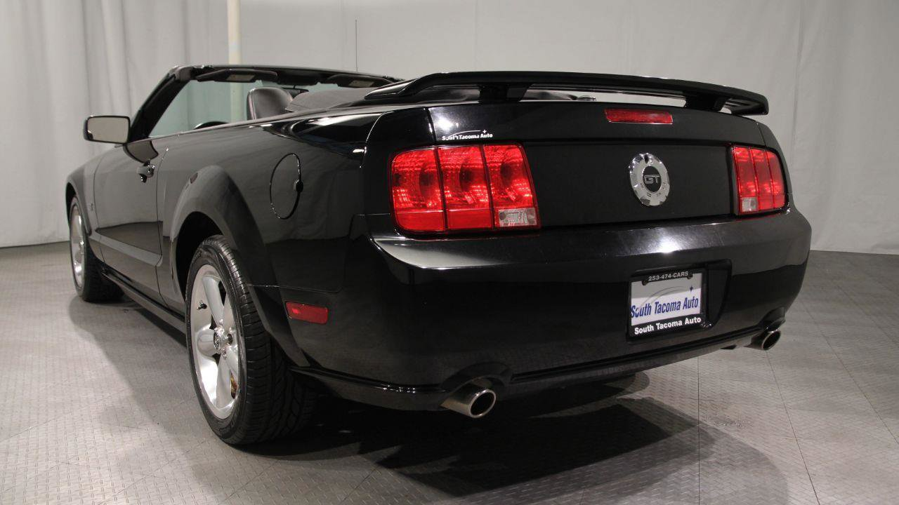 Used 2007 Ford Mustang in Tacoma, WA