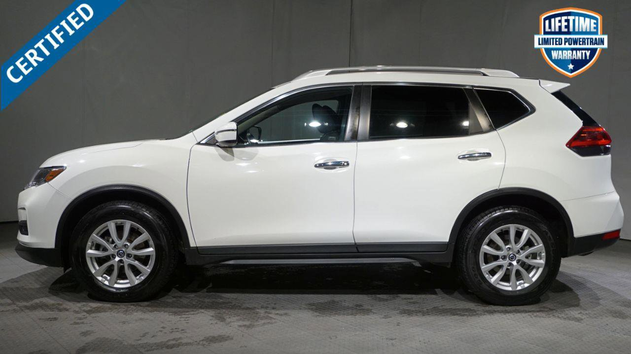 Used 2018 Nissan Rogue in Tacoma, WA