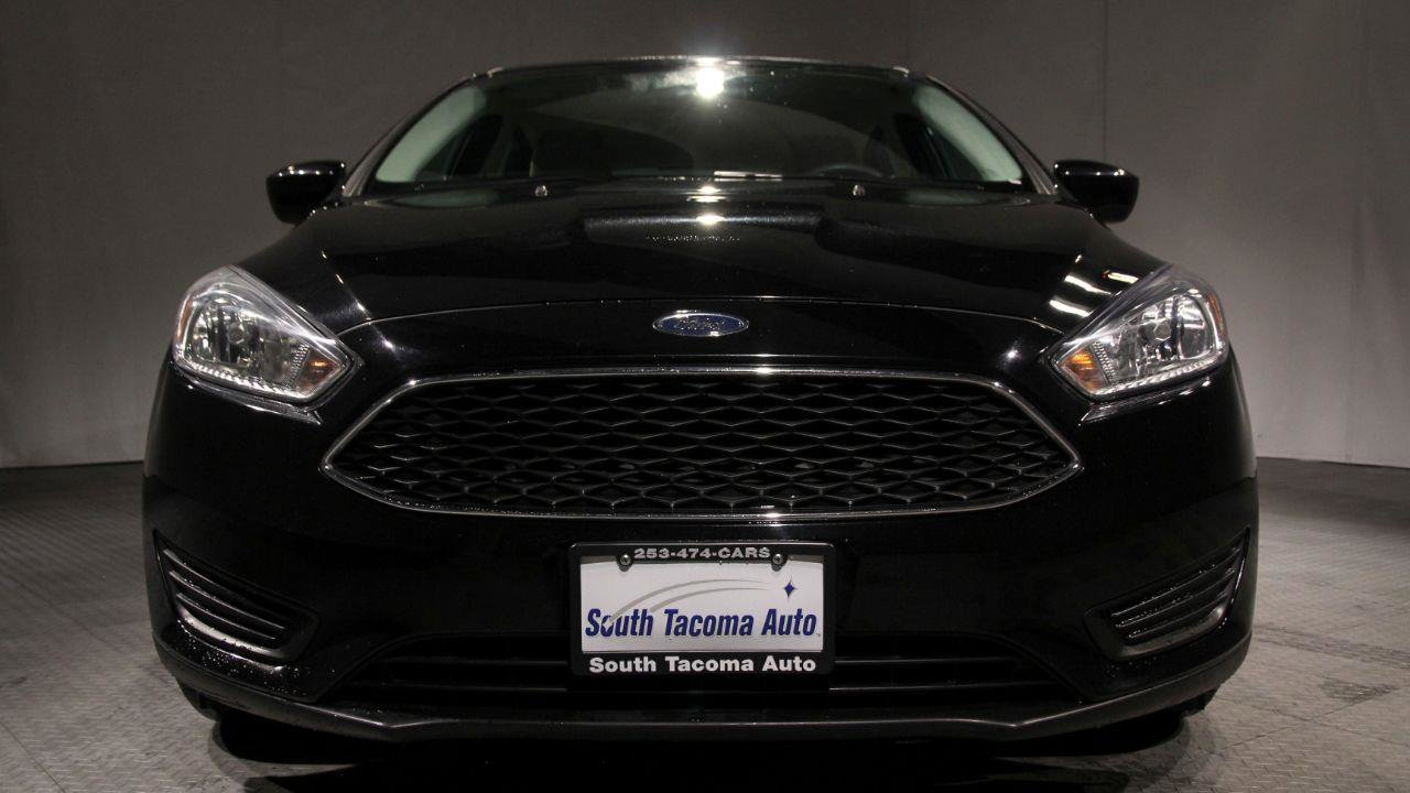 Used 2018 Ford Focus in Tacoma, WA