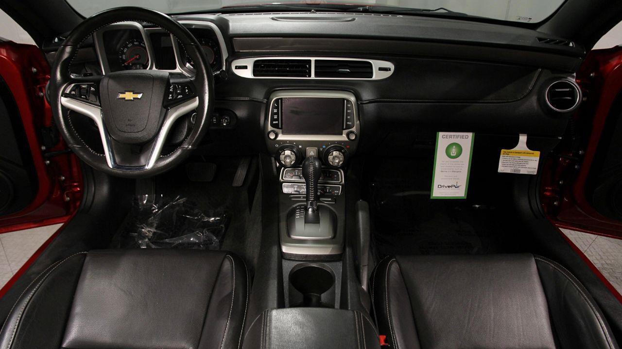 Used 2014 Chevrolet Camaro in Tacoma, WA