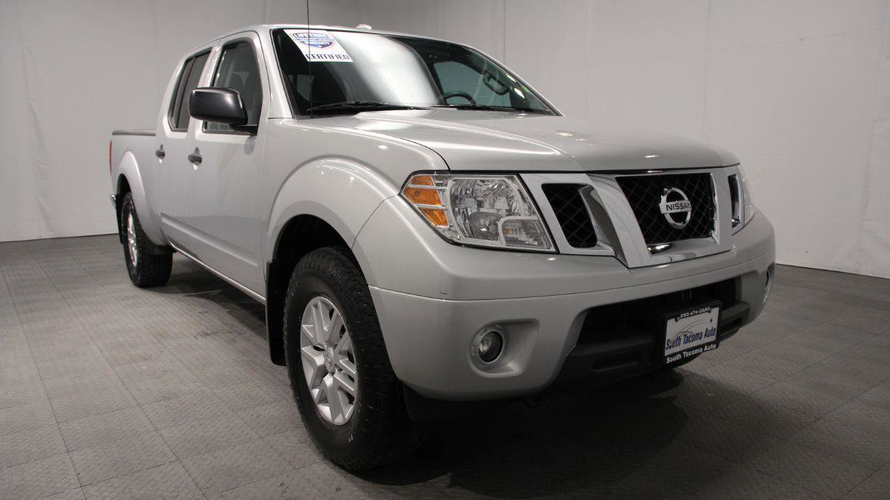 Used 2016 Nissan Frontier in Tacoma, WA