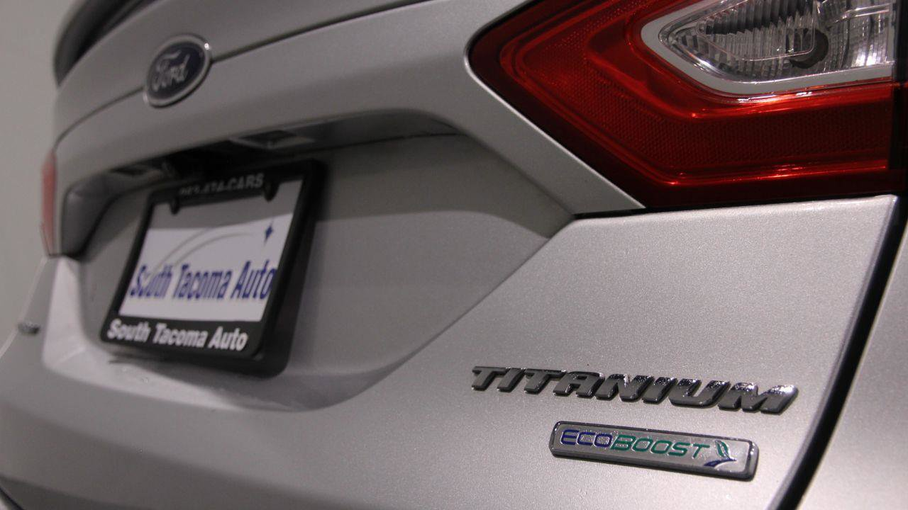 Used 2016 Ford Fusion in Tacoma, WA