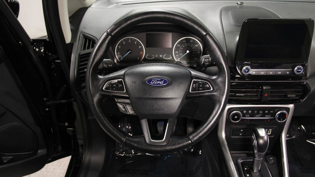 Used 2018 Ford EcoSport in Tacoma, WA