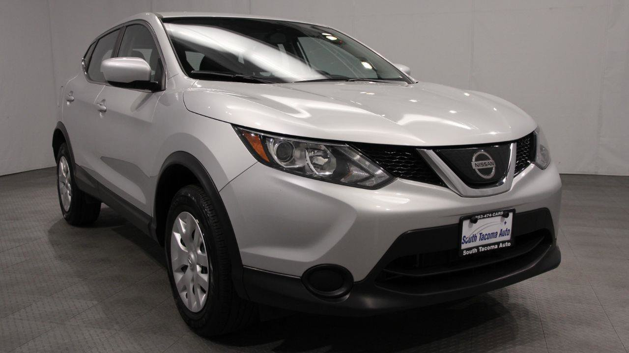 Used 2019 Nissan Rogue Sport in Tacoma, WA