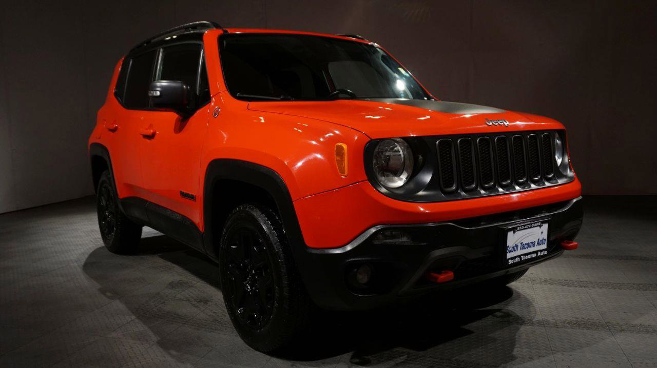 Used 2018 Jeep Renegade in Tacoma, WA