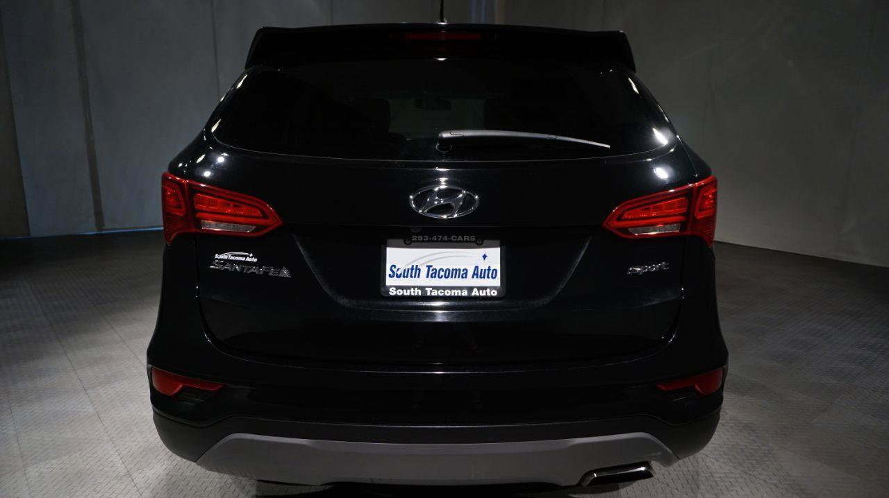 Used 2018 Hyundai Santa Fe Sport in Tacoma, WA