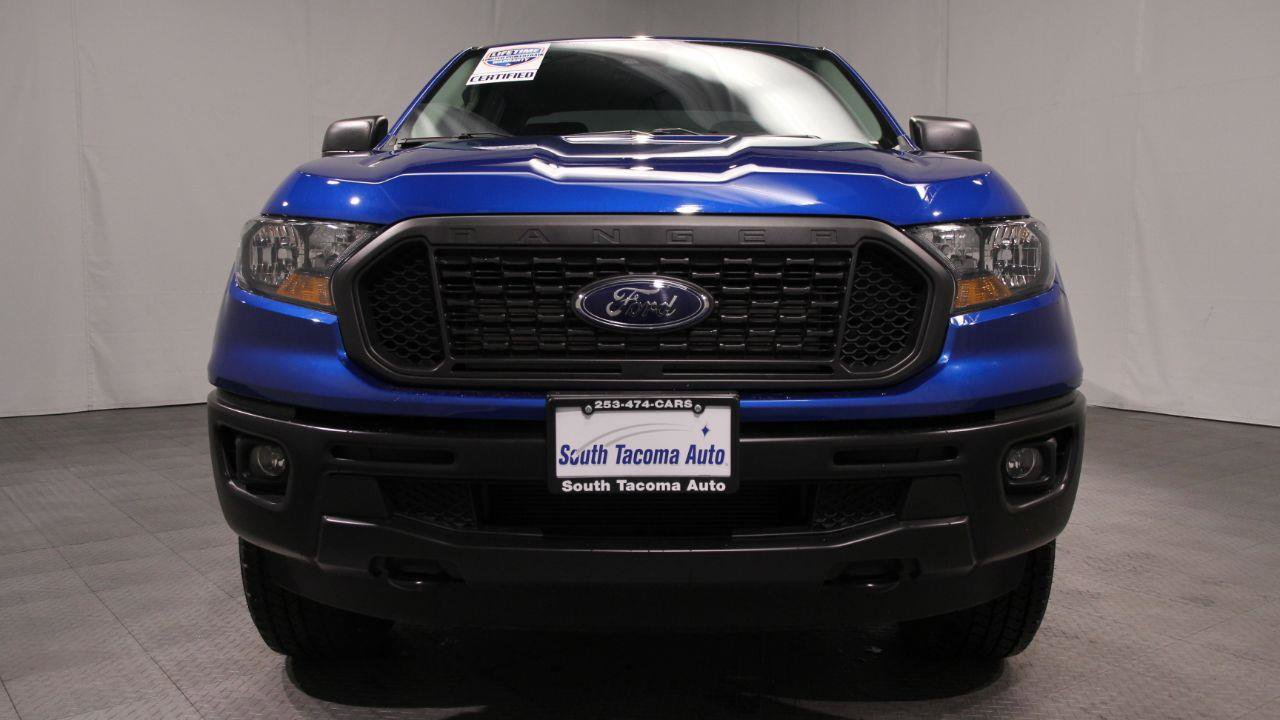 Used 2019 Ford Ranger in Tacoma, WA