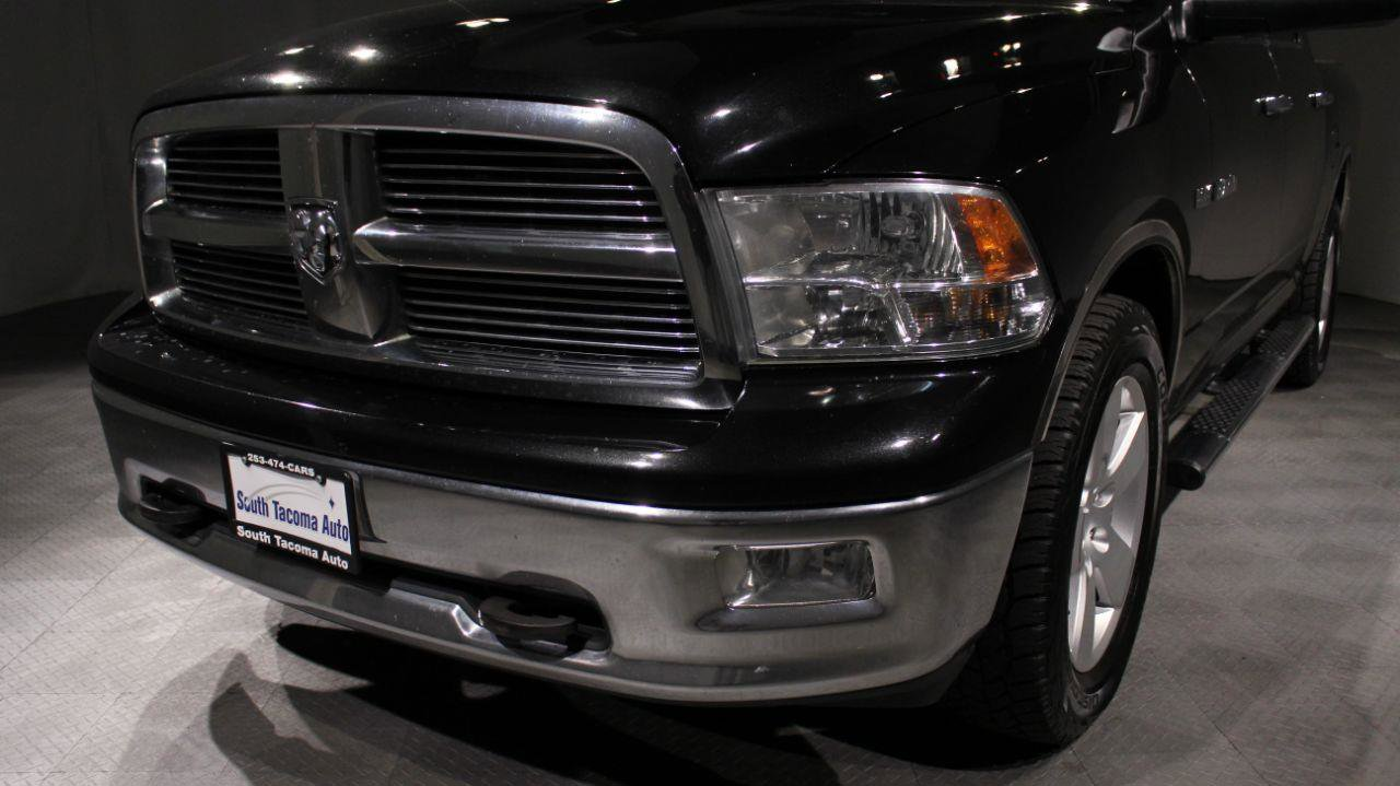 Used 2010 Dodge Ram 1500 in Tacoma, WA