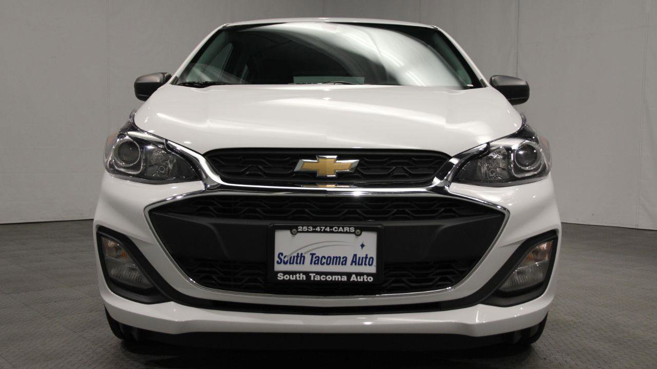 Used 2019 Chevrolet Spark in Tacoma, WA