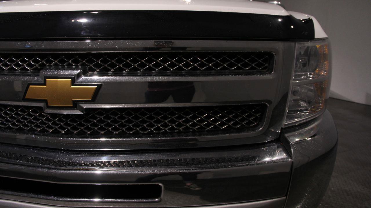 Used 2013 Chevrolet Silverado 1500 in Tacoma, WA