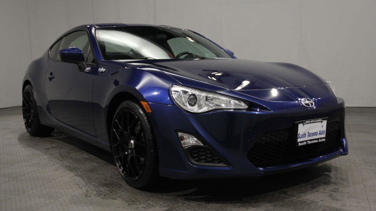 Used 2015 Scion FR-S in Tacoma, WA