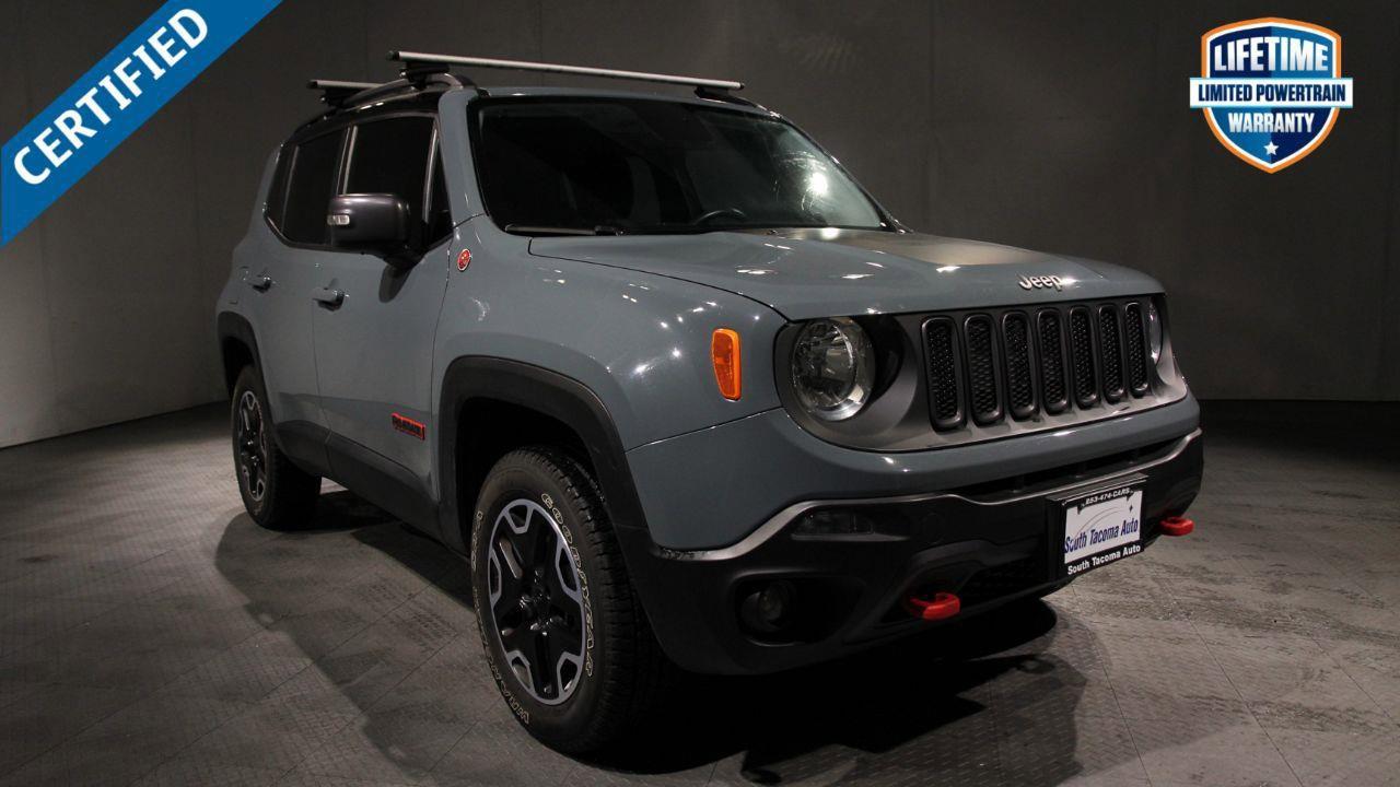 Used 2015 Jeep Renegade in Tacoma, WA